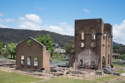 Lithgow's Industrial Heritage. A haven for photographers.