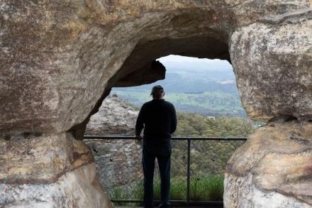 Looking across the Hartley Valley to Blackheath
