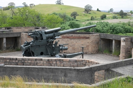 The Gun Emplacements Lithgow