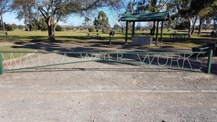 Picnic at Walka Water Works