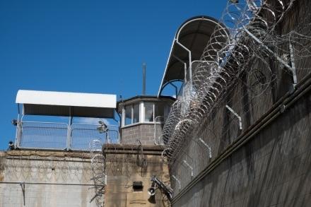 Watchtower at Maitland Gaol