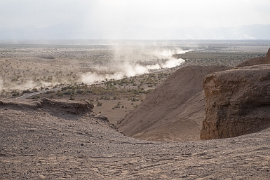Maranjab Desert Lookout