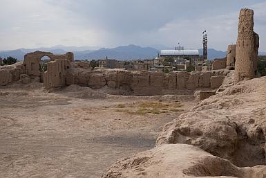 Sizan Castle near Kashan