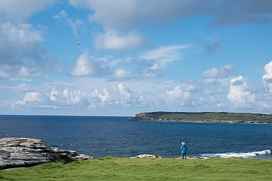 View South from Maroubra