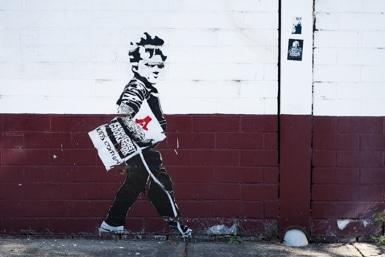 Street Art in Marrickville
