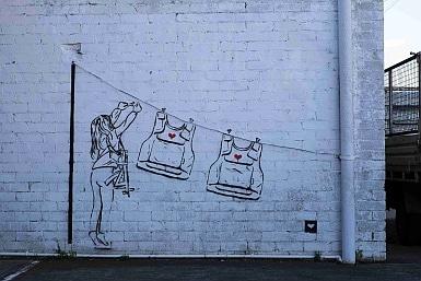 Marrickville Street Art