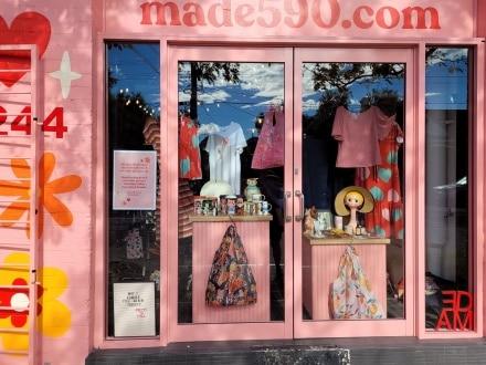 Australian Woman's Clothing Store in Marrickville