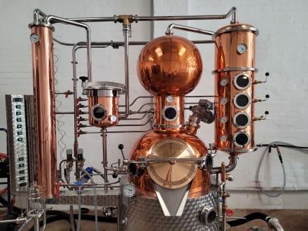 Gin Distillery in Marrickville