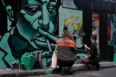 Hosier Lane Changes