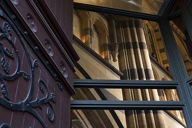 Inside St Paul's Melbourne