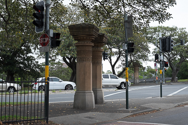Gateway to Moore Park