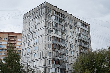Housing Estate Babushkinskaya