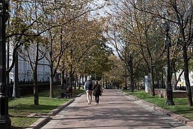 Park in Trubnaya