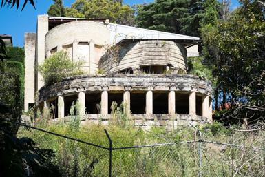 """Abandoned Mosman Mansion """"Morella"""""""