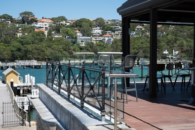 Ripples Restaurant to Chowder Bay Mosman