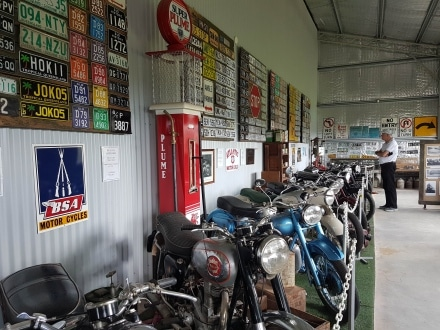 Robert Stein Winery Motorcycle Museum