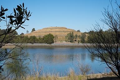 Spiral Hill near Haslams Creek