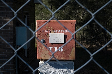 Fire Station Newington Armory