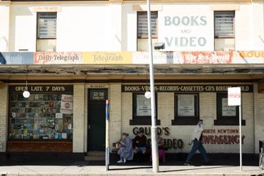 Gould's Bookshop