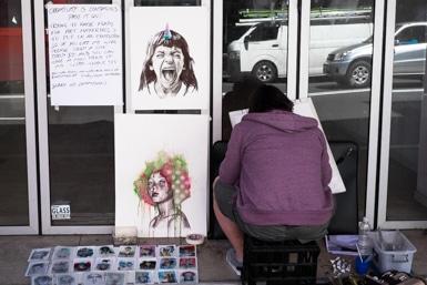Artists in Newtown