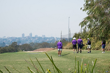 Golf Day in Northbridge