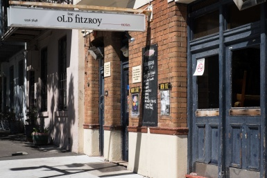 Old Fitzroy Hotel