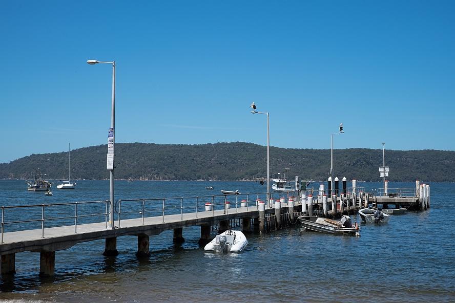 Patonga Wharf