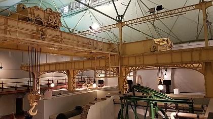Gantry Crane in Ultimo Powerhouse