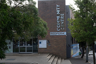 Community Centre in Redfern