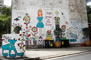 Redfern Street Art