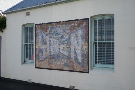 Siren Soap ghost mural in Redfern