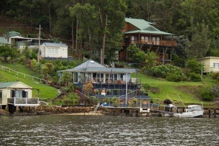 Bar Point Houses