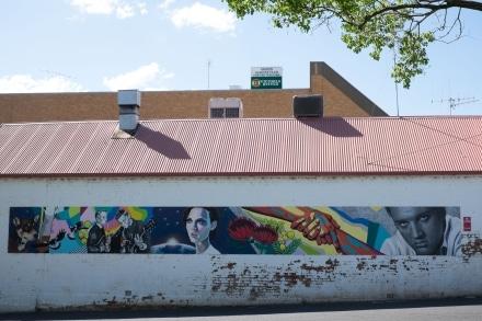 Elvis in Parkes NSW