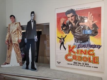 Kings Castle Elvis Exhibit Parkes