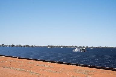 Nyngan Solar Plant