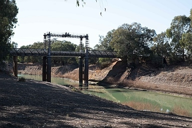 Wilcannia Heritage Bridge over Darling River