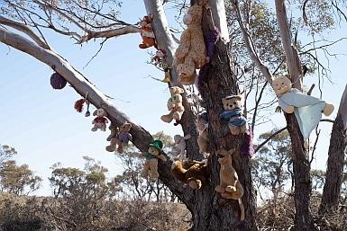 Wilcannia to Broken Hill