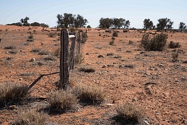 Wilcannia to Broken Hill