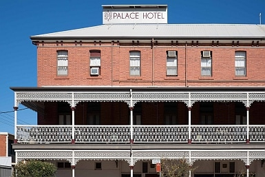 Victorian Ironwork Broken Hill