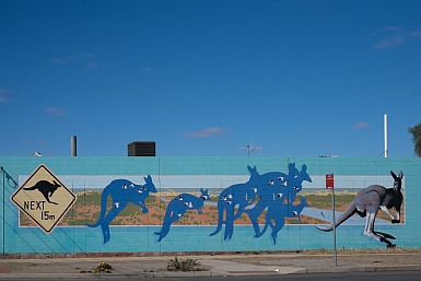 Broken Hill Street Art