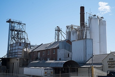Flour Mill in Dubbo