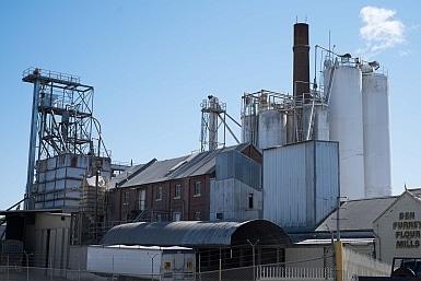 Flour Mill in Dubbo