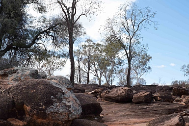 Mt Grenfell Historic Site
