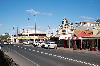 Main Street Cobar