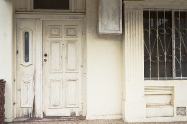 Unloved Rockdale House