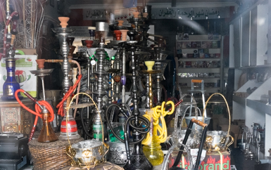Shisha Pipes in Rockdale