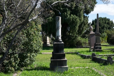 Meanings of tombstones or headstones
