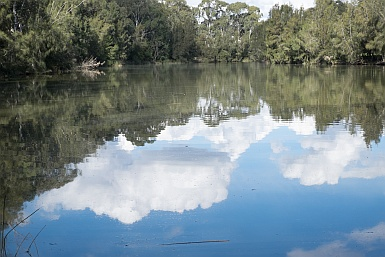Lake in Rouse Hill
