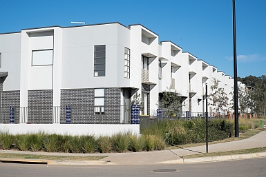 New Townhouses in Rouse Hill