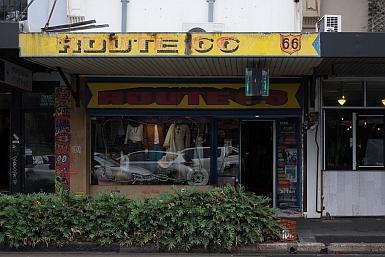 Route 66 Vintage Store